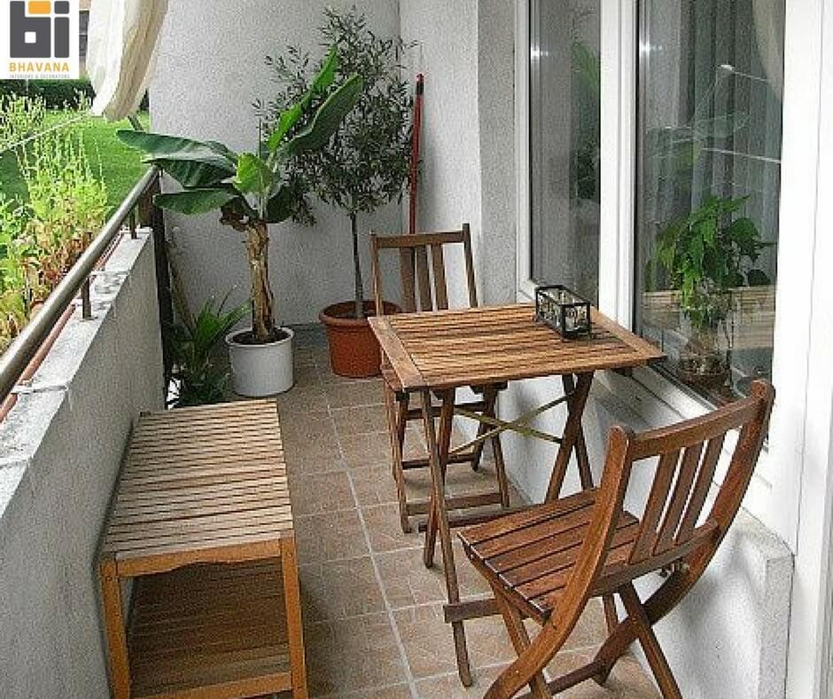 Design Ideas For Your Balcony