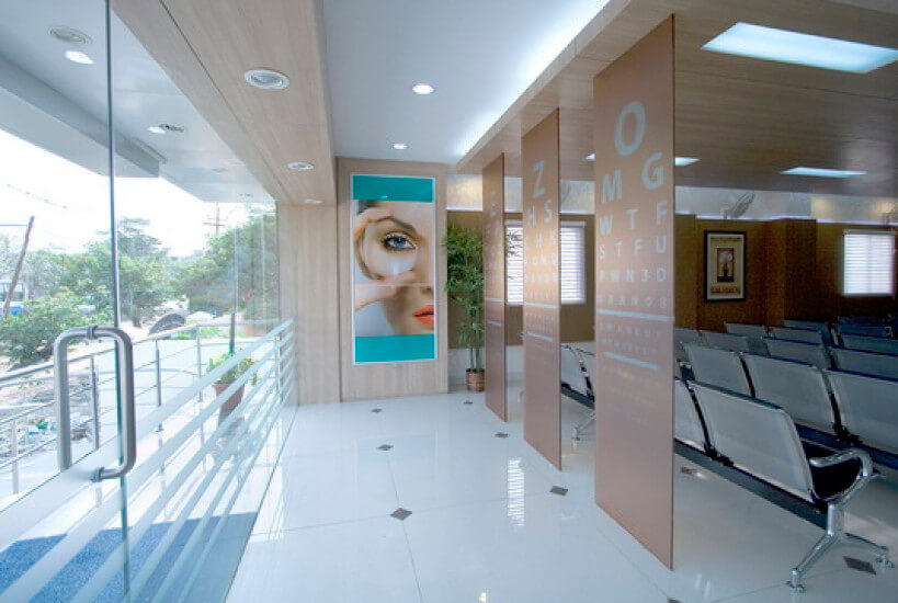 Best Health Care Interior Designers in Hebbal