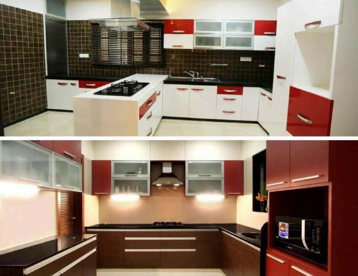 Kitchen Interior Designers in Bangalore | Bhavana Interiors Decorators
