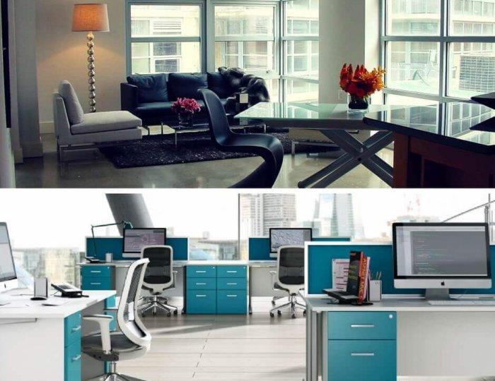 Best Commercial Interior Designers & Decorators in Bangalore