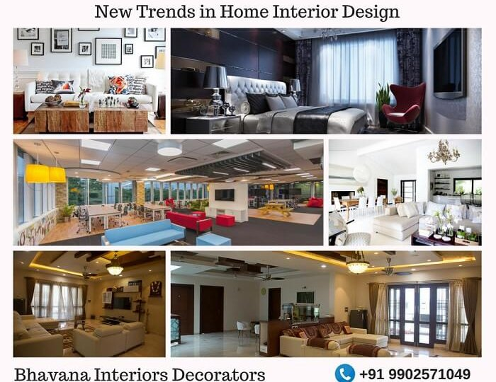 New Trends in Home Interior Designs in Bangalore