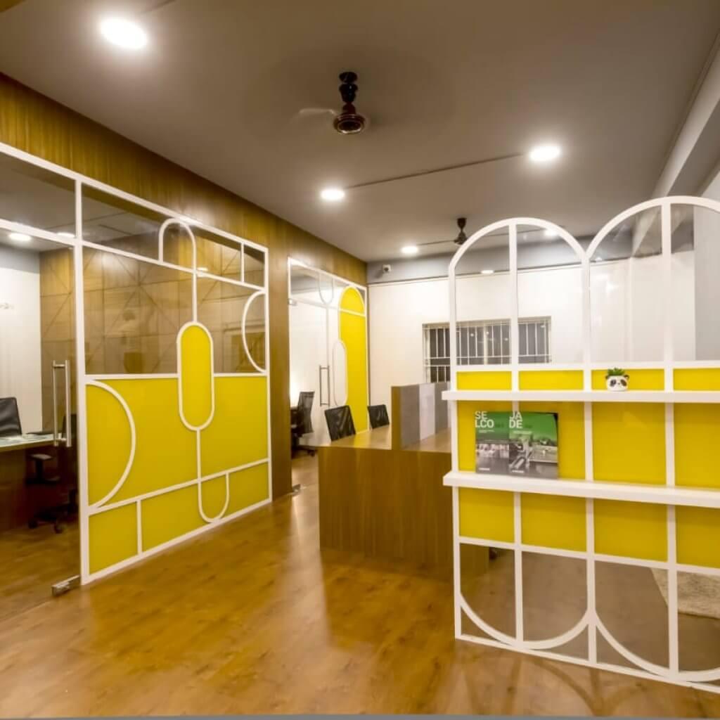Office Interior Decorators Bangalore | Bhavana Interiors ...