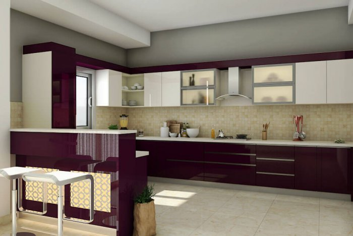 Modular Kitchen Interior Designers & Decorators Bangalore